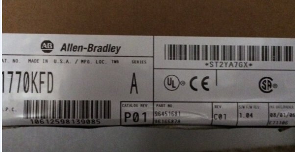 Allen Bradley PLC 1756-OF4 FOR SALE