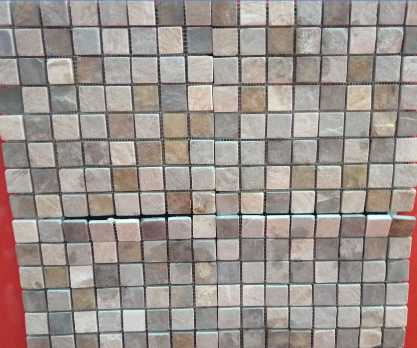 China cheap granite paving stone and crazy paving of slate,broken-marble