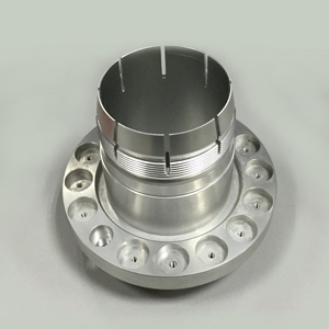 Clear Anodizing Metal Machining Parts