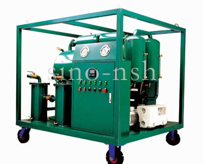 Transformer oil recycling oil filter oil restoration plant