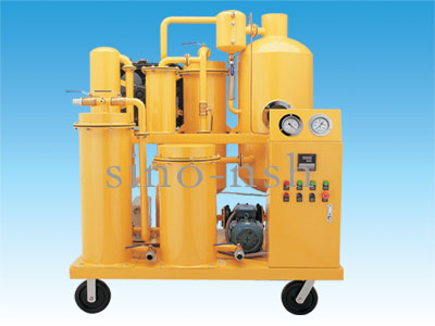 industrial lube oil purifying oil recycling oil rebuild machine