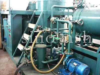 Gasoline&Diesel Engine Oil Recycling Machine/ Purification/Filtration/ Refinery