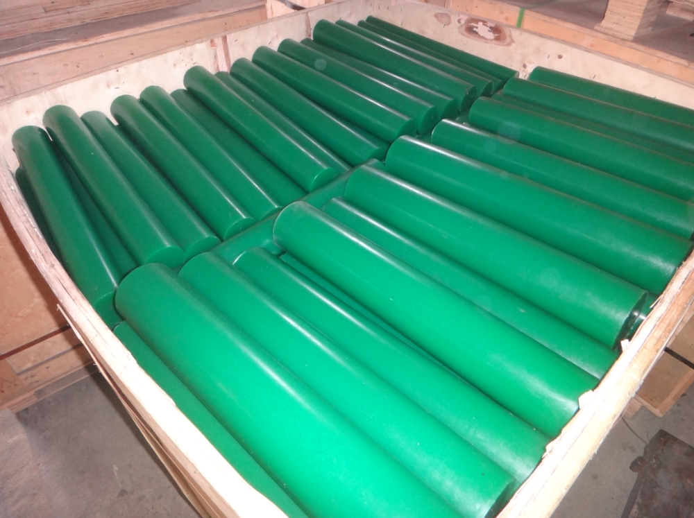 green polyurethane pu rods from china