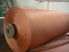 Dipped Polyester tyre cord fabrics used as reinforcement of tyres