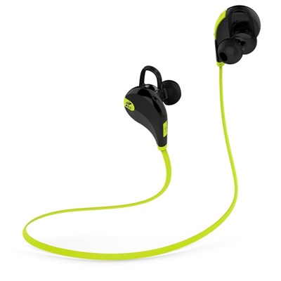 QY7 Bluetooth Headphones Stereo Wireless Earphones For Running With Mic