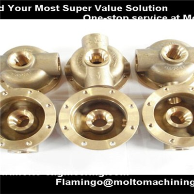 ​Brass Die Casting Machinery Parts