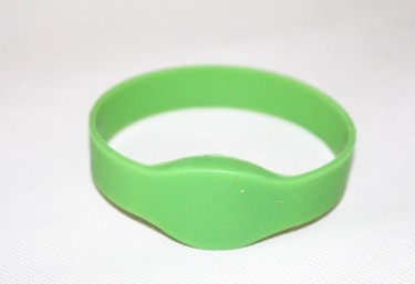 RFID Silicon wristband tag(elliptical)
