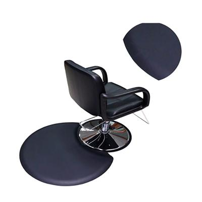 New Style Anti-fatigue Mats Hair Beauty Salon Mats in Black Color and Customized Size Chair Mat