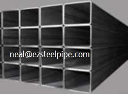 Q195 1.5 inch fencing Mild Carbon Square Welded Galvanized Steel Pipe / Tube Manufacturer