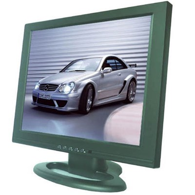 17 Inch Industrial Touch Monitor USB