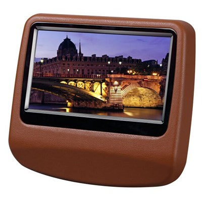 9 Inch Car Headrest DVD Player / Headrest TFT LCD Monitor (SP-998)