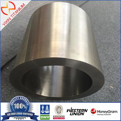 ASTM B381 GR5 OD330 Titanium Seamless Tube For Chemical Industry Use