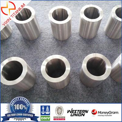 Titanium Extruding Tube Gr5 ASTM B381 For Oil Field