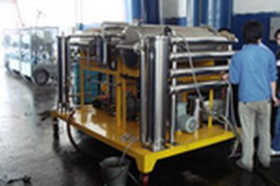 Lubricating or Motor Oil Recycling Purifier