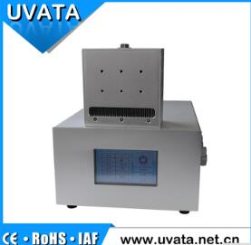 Air cooled UV transfer printing machine LED UV curing system