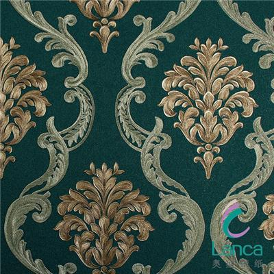 Good Quality China Supplier Washable Designed Interior Home Wallpaper LCPH0980021