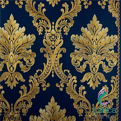 Good design  vinyl commerical soundproof wallpaper LCPH0980087