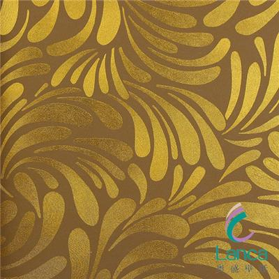 Economic Washable Metallic Vinyl Wallpaper For Hotels LCJH0028155