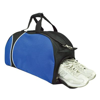 Sport Duffel Bag With Shoes Holder