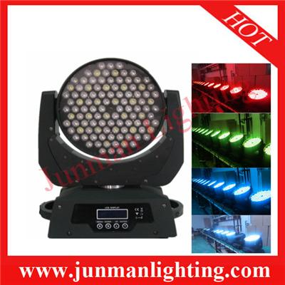 108*3w RGBW LED Moving Head Wash Light DJ Stage Light