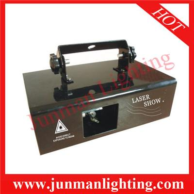 Tricolor Scanning Laser Light For Club Party Light