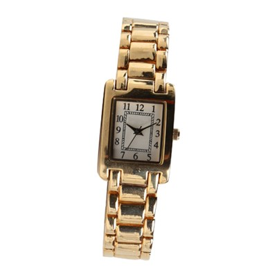 Custom Rectangle Business Watch For Women