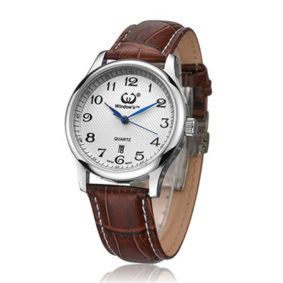 Custom Business Man Engraved Watches For Him