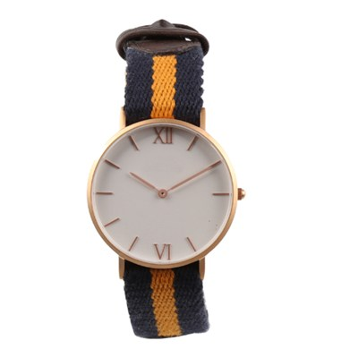 Nylon Band Womens Waterproof Sport Watches Manufacturer