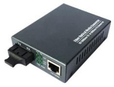 Media Converter  100Base-Fx to 10/100Base-Tx