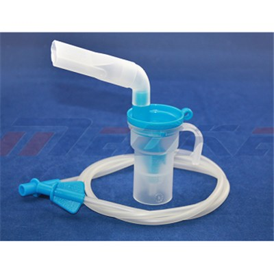 Disposable Adult Pediatric Nebulizer Kit With Mouthpiece