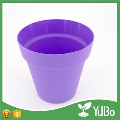 Garden Decorative Plastic Plant Flower Pots