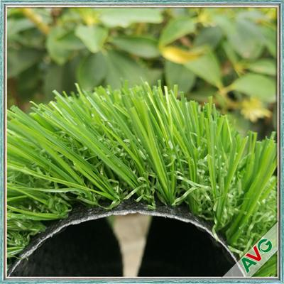 C Shape Landscaping Artificial Grass For Commercial Usages With Long Guarantee
