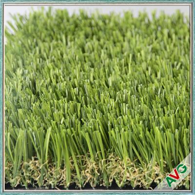 Luxury Commercial Use Artifical Grass Year Round Green Fake Turf