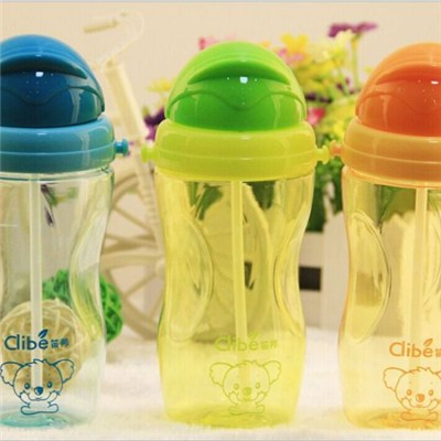 Good Quality 0.4L Bpa Free Tritan Kids Water Bottle