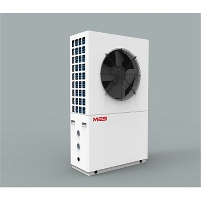 Residential EVI Low Temperature Air Source Heat Pumps For Lowest Ambient Temperature -25℃ Area