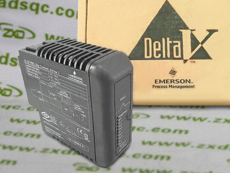 EMERSON/DeltaV VE4050S2K1C0  I/O INTERFACE