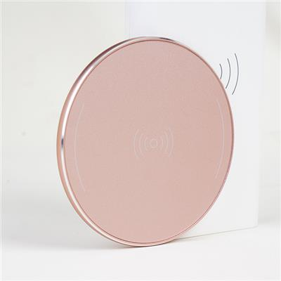 Wireless Charger Magic Disk Qi Wireless Charging Pad For Samsung Galaxy S7/S7 Edge/S6/S6 Edge And Other Qi-Enabled Devices