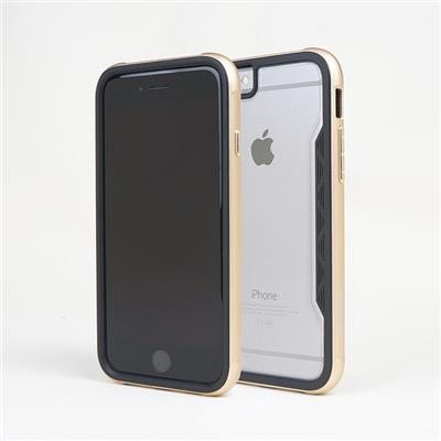 Military Grade Drop Test Protective 2-in-1 TPU & Aluminum Hard Shell For IPhone 6S Plus Cellphone Case