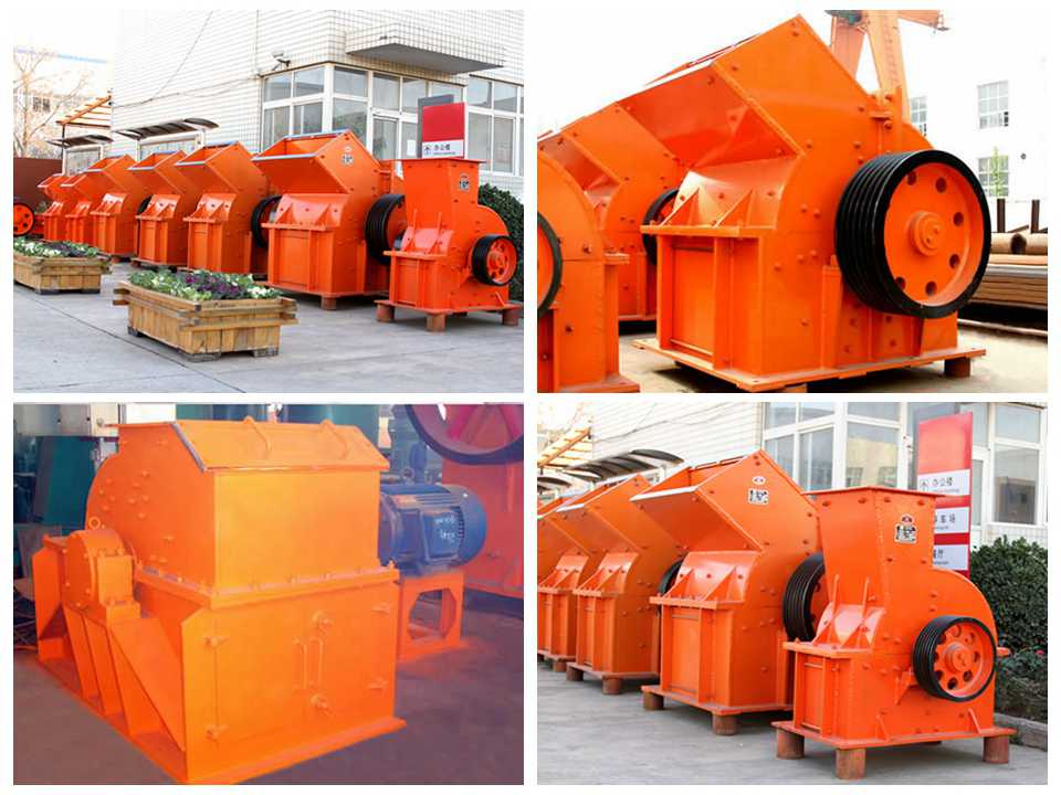 Hammer Crusher/FTM Hammer Crusher/Coal Crusher