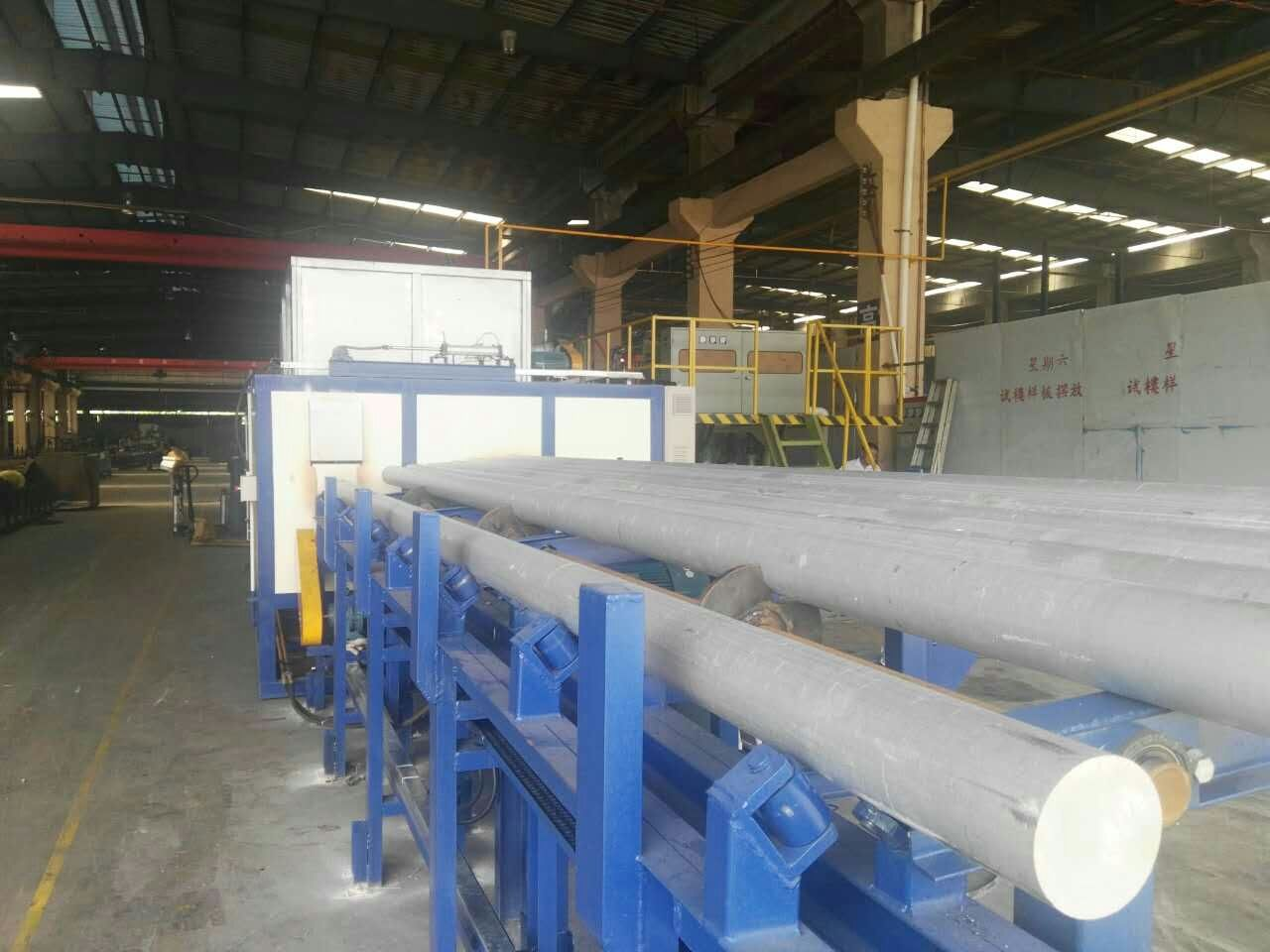 hot log shear furnace (aluminum extrusion anxiliary machine)
