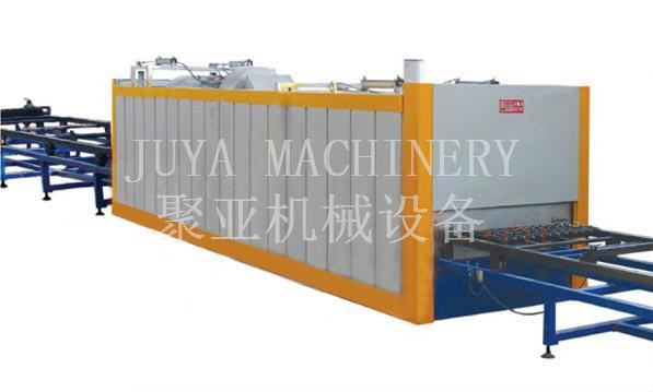 vacuum wood grain transfer machine