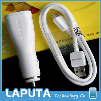 Car Adapter Charger For Samsung S5