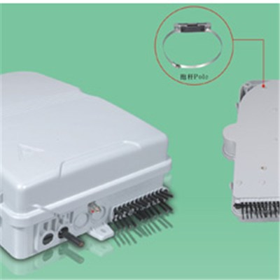 High Quality 24 Fibers Optic Distribution Box