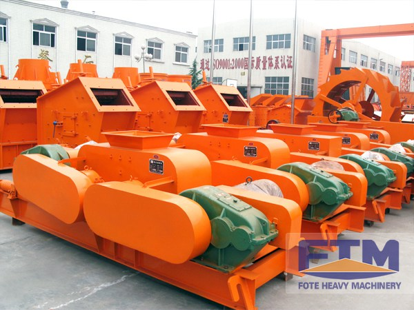 Roller Crusher/Roller Crusher in China