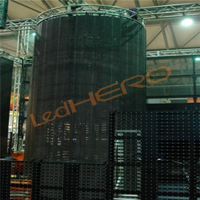 P16 LED Mesh Screen display