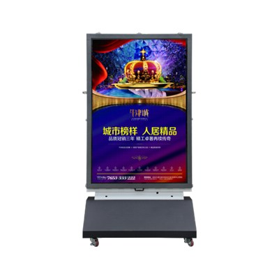 P5 LED AD Player led advertising display