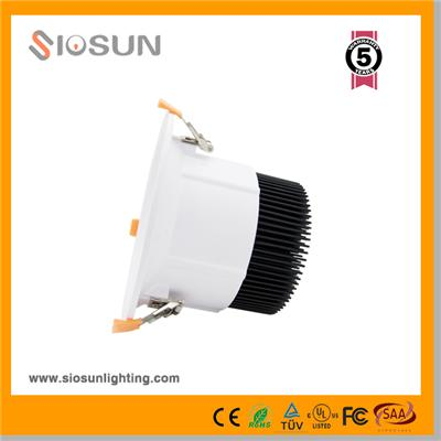 60W 10 Inch Embedded Ceiling Citizen COB LED Downlights