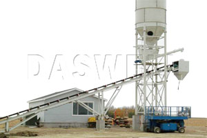 Concrete Batching Plant Without Mixer
