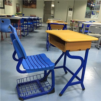 H1101e Used School Tables And Chairs For Sale