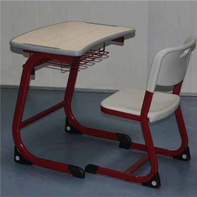 H1084e Study Table With Chair